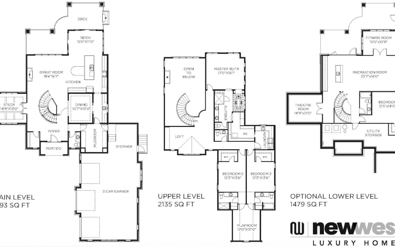 Luxor-Main-Upper-and-Optional-Level-Floor-Plan-min